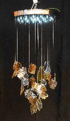 żyrandol kryształowy L 008/30/09 N